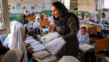 Afghan Children Read, Creative Associates International